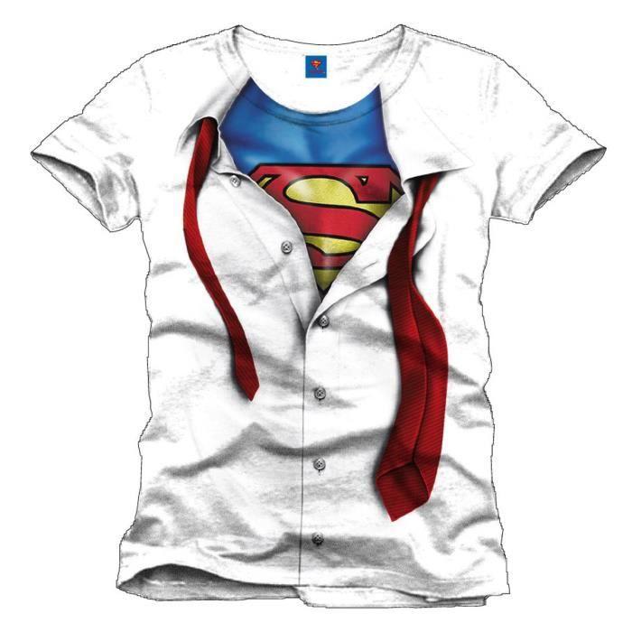 T-Shirt Clark Kent