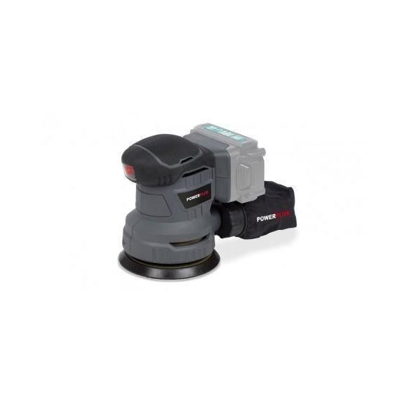 POWER-PLUS-POWEB4010-Ponceuse-rotative-18v-li-ion-sans-batterie-chargeur