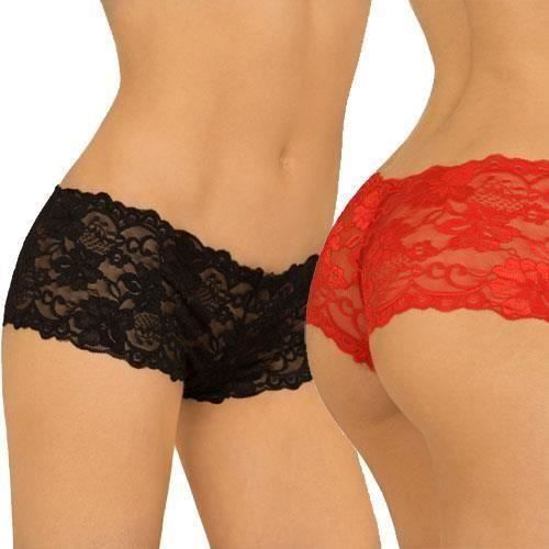 Tres 36 Sexy Style Lot 20 Neuf Taille Dentelle Prix Femme 34 Imbatable Shorty xPq6X