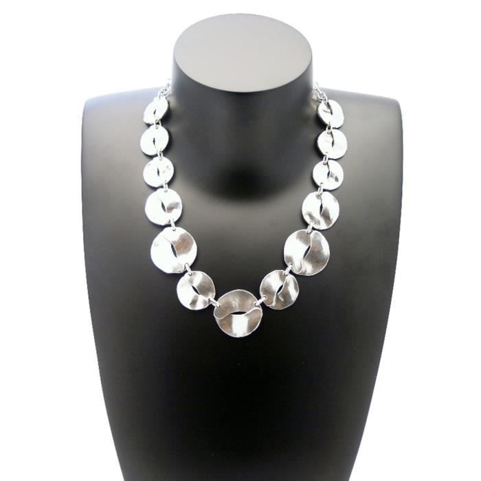 Collier multi ronds collection QIN