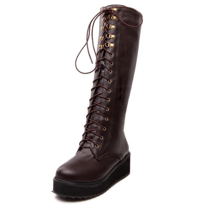 couleur pure de la femme nouvelle chaussure sem...