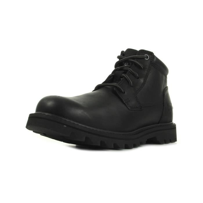 Boots Caterpillar Double Day Black IS8Levq5nH
