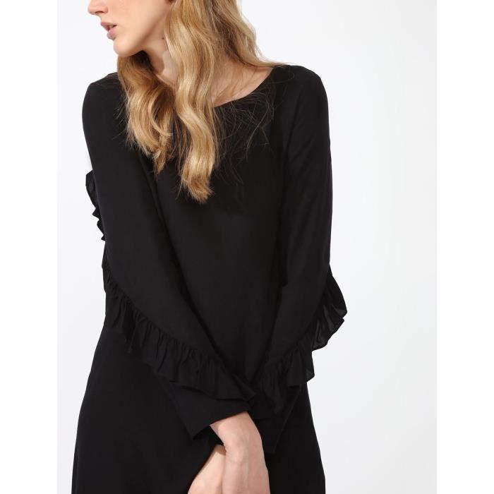 Top Secret Robe noir Femme