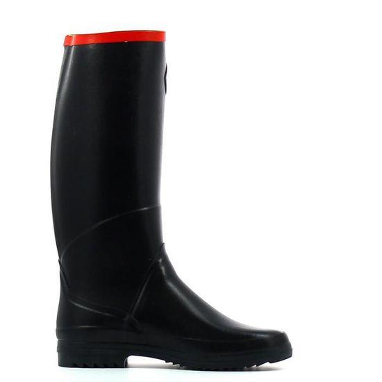 newest 05eff 8d389 Bottes de pluie Aigle Chantebelle Marine - Achat   Vente botte - Cdiscount