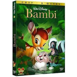 DVD DESSIN ANIMÉ DVD Bambi