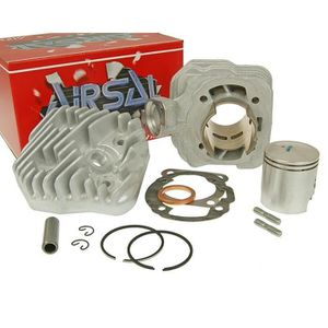 MAITRE-CYLINDRE FREIN Kit cylindre 70cc AIRSAL Alu Sport pour Peugeot ve