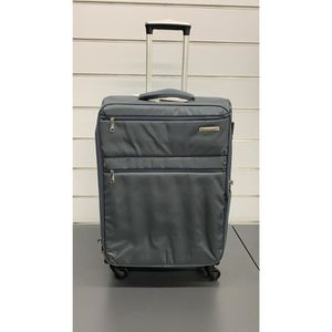 VALISE - BAGAGE Valise moyenne taille gris
