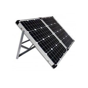 KIT PHOTOVOLTAIQUE Valise solaire 100W avec ses accessoires