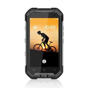 Téléphone portable Blackview BV6000S Quad Core Android 6.0 4G Phone w
