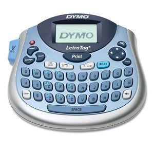 ETIQUETEUSE - TITREUSE Etiqueteuse DYMO LetraTag LT-100T de bureau portab