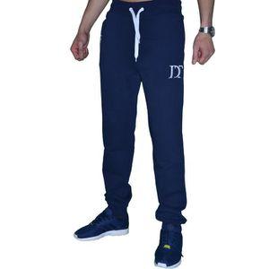 SURVÊTEMENT Distinct - Bas de Jogging - Homme - Running - Navy