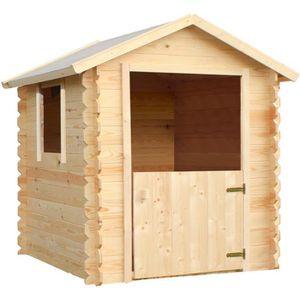 cabane enfant bois achat vente jeux et jouets pas chers. Black Bedroom Furniture Sets. Home Design Ideas