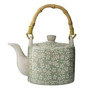 CAFETIÈRE - THÉIÈRE Théière porcelaine Seeke 780ml Bloomingville neuf