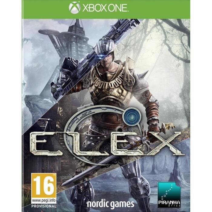 Elex Jeu Xbox One