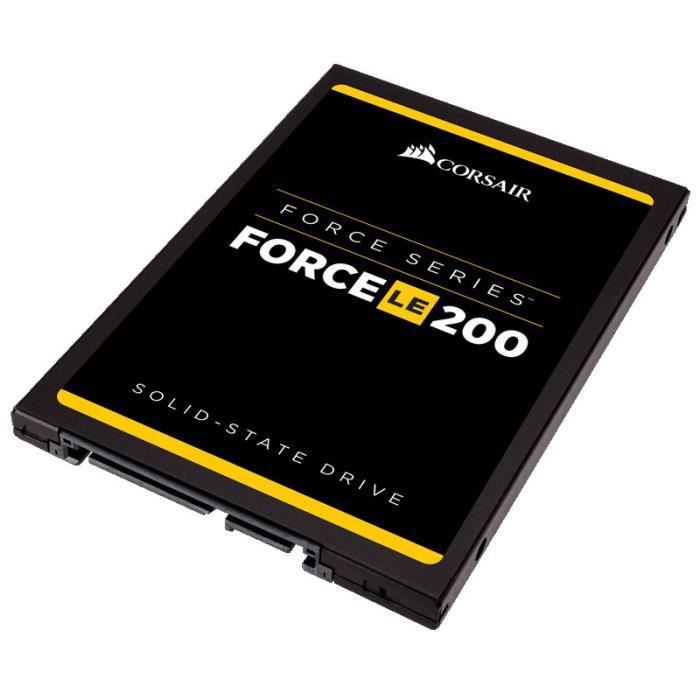 CORSAIR Solid State Drive - Force LE 120 Go (CSSD-F120GBLE200B)