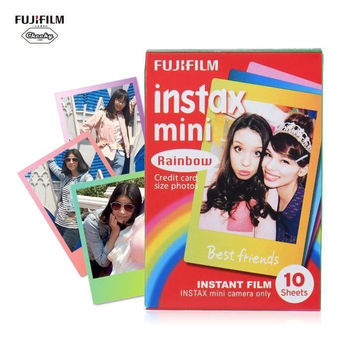 FILM PROTECTION PHOTO Aihontai® 10 Feuilles Coloré Arc-en-Film Papier Ph