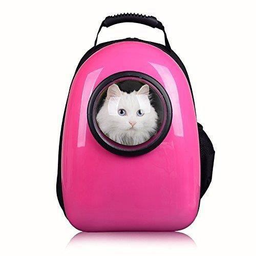 Bulle Sac À Dos Pour Chat Chien Animal De Compagnie Transporteur Innovant Pratique Respirant Voyage Aérien Approuvé