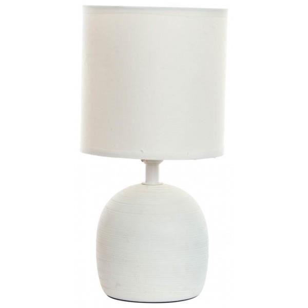Lampe Moderne Boule 26 Cm Blanche Achat Vente Lampe Boule