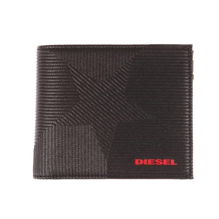 portefeuille homme diesel achat vente portefeuille homme diesel pas cher soldes d s le 10. Black Bedroom Furniture Sets. Home Design Ideas