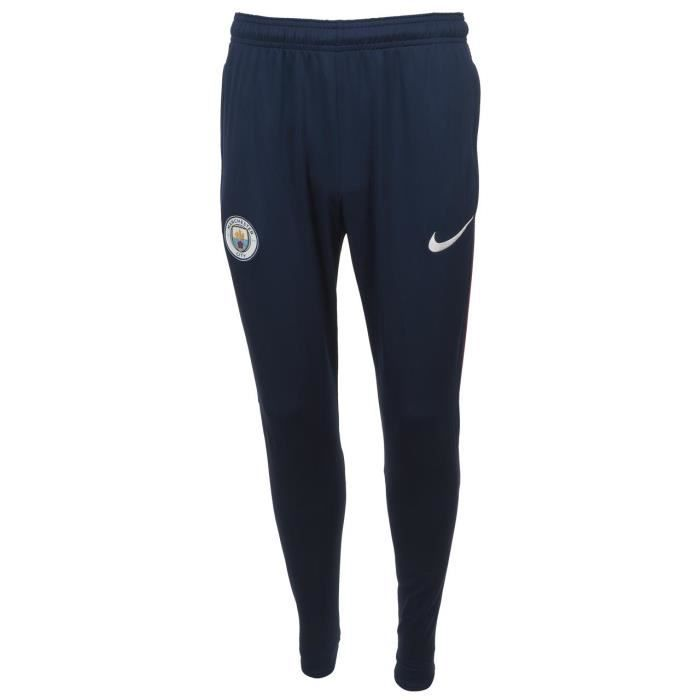 Manchester Survêtement City Pantalon Nike 2017 Homme De Bleu BodxeCr