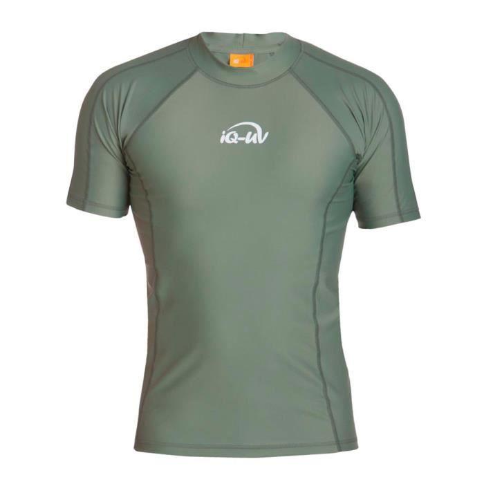 Vêtements Iq Uv Homme Combi Protection Anti Company T Shirt BnRWH6qI6