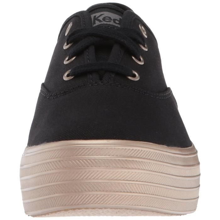 Triple Shimmer Sneaker Fashion HOOUC Taille-42