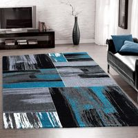 salon de moquette design moderne chambre d 39 amis tapis de chambre de jeunes avec motif 3d. Black Bedroom Furniture Sets. Home Design Ideas