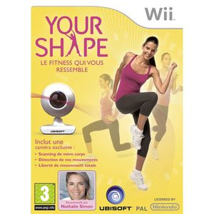 JEU WII YOUR SHAPE / Jeu console Wii