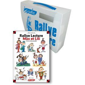 ENSEIGNEMENT PRIMAIRE Rallye lecture Max et Lili. Volume 1, une malette,
