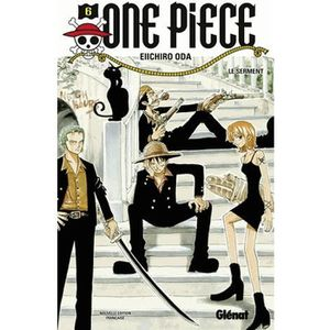 MANGA One Piece Tome 6