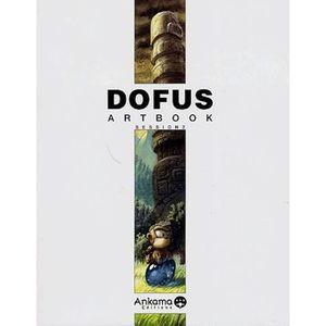 MANGA Dofus artbook