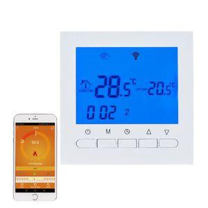 THERMOSTAT D'AMBIANCE Thermostat de la chaudière BOT-313WIFI Régulateur