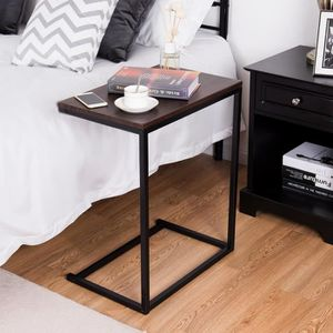 TABLE D'APPOINT Table d'Appoint Moderne Portable Table d'Appoint T