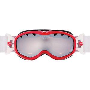 7a45f76d72ccf MASQUE - LUNETTES SKI Masque de ski pour enfant CAIRN Rouge RUSH Rouge B