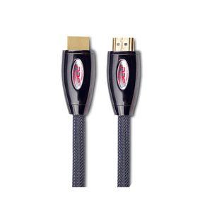 AUTRE PERIPHERIQUE USB  CONNEXION HDMI M - HDMI M MÉTAL PREMIUM 2.0 1,5m