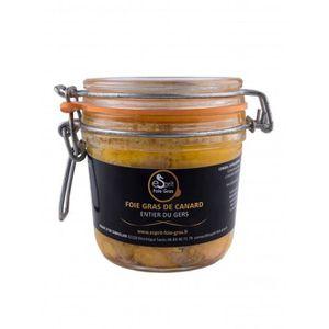 FOIE GRAS Lot de 2 Foie gras de canard entier du Gers (300g)