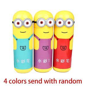 FEUTRES Crayons d'aquarelle Enfants Étudiants Dessin Peint