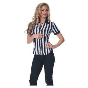 SIFFLET D'ARBITRE dames de l'arbitre chemise taille de dames: S / 32