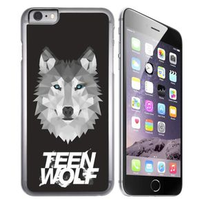 COQUE - BUMPER Coque iPhone 7 PLUS Teen Wolf Loup Origami