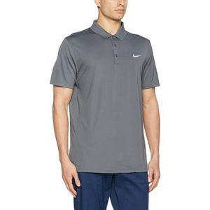 BLOUSON Nike Mdn Fit solide victoire Polo Lc 3VXFX3 Taille