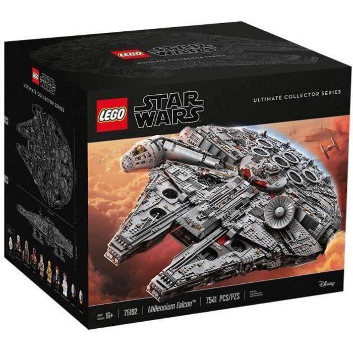 ASSEMBLAGE CONSTRUCTION LEGO STAR WARS™ 75192 Millennium Falcon™ - Ultimat