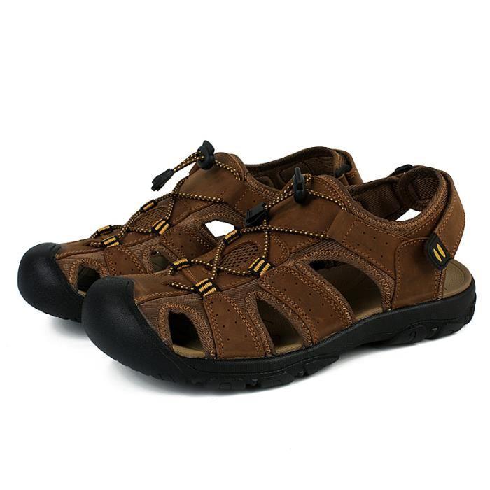 chaussures mens Husk'Sware® sandales été Plage IBSA8