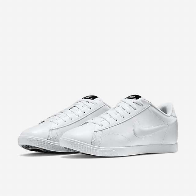 Basket Nike RACQUETTE LTR, Modèle WMNS 454412 111 Blanc.