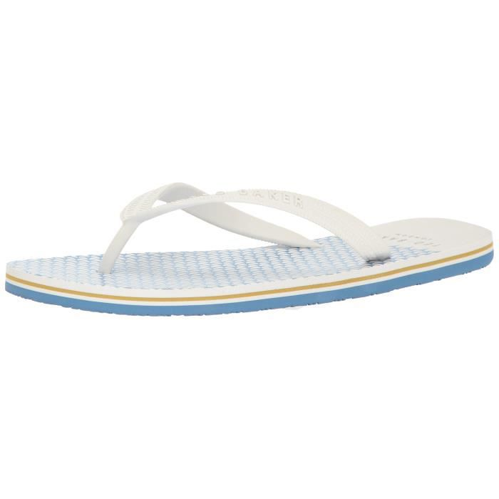 Flyxx 4 Synt Am Flip-flop RGWBE Taille-44 1-2