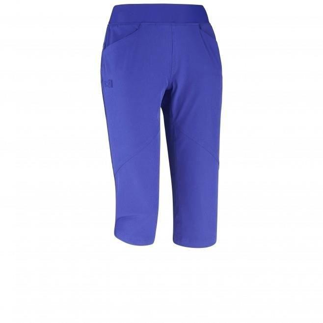 2eec9925503 Pantacourt Millet Ld Wanaka Stretch 3 4n Purple Blue Violet Violet ...