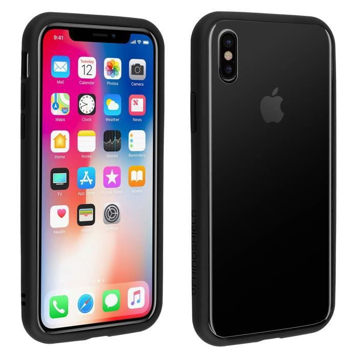 coque iphone xs map