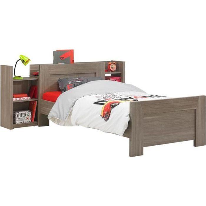 tete de lit rangement 90 achat vente tete de lit rangement 90 pas cher soldes d s le 10. Black Bedroom Furniture Sets. Home Design Ideas