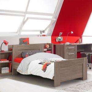 tete de lit avec rangement achat vente tete de lit avec rangement pas cher soldes d s le. Black Bedroom Furniture Sets. Home Design Ideas
