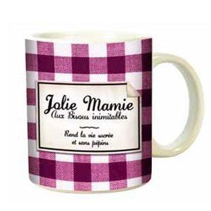 mug mamie achat vente mug mamie pas cher cdiscount. Black Bedroom Furniture Sets. Home Design Ideas