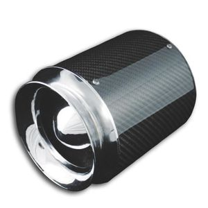 FILTRE A AIR Filtres à Air Power- Filter, Carbon/Chrome, univer